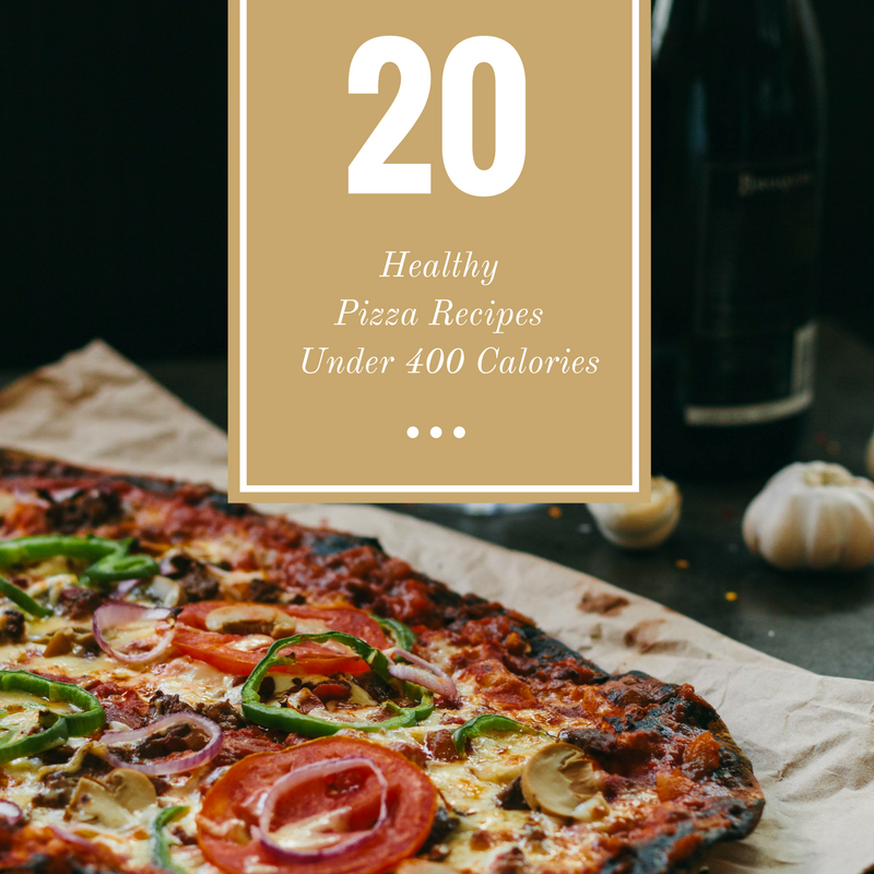 Healthy Low Calorie Pizza Recipes Under 400 Calories; Becky Cooks Lightly