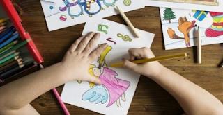 Program - program Menarik untuk Mengasah kreatifitas si Anak dengan Les Gambar Anak