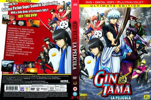 Gintama 1ª Temporada Torrent - DVDRip