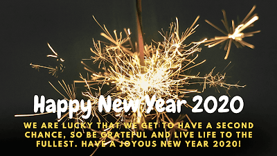 Happy New Year 2020 Wishing Images