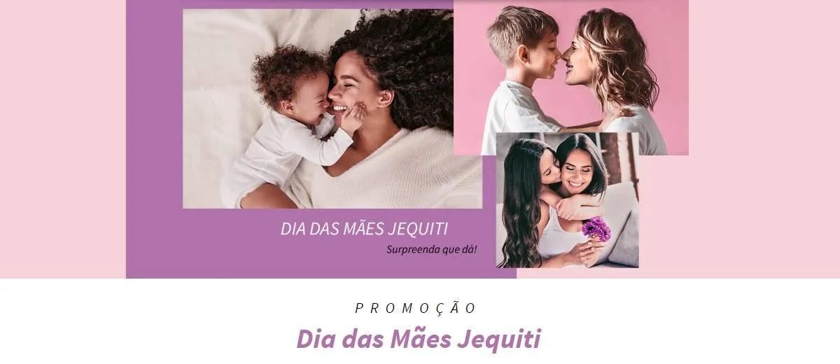 Promoção Jequiti Dia das Mães 2020 Kits Presente Grátis - Estojos, Nécessaires