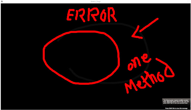 How to fix Watch Dog 2 black Screen Splash error 100% Fix on