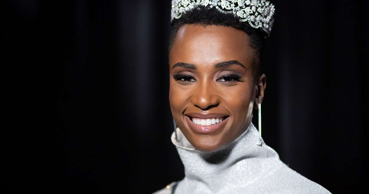 Zozibini Tunzi Opens Up On Reign and Handing Over Miss Universe Crown!