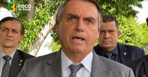 """""""Meu Exército não irá para as ruas cumprir os decretos dos governadores"""" diz Bolsonaro - VEJA O VÍDEO!"""
