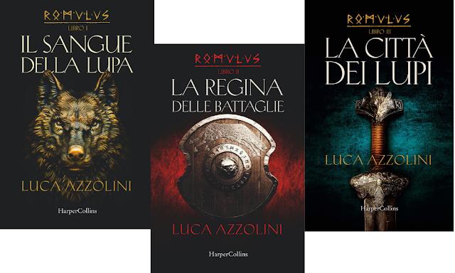 Luca Azzolini Romulus
