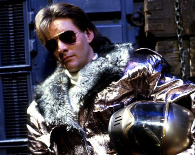 """Chris Barrie as Ace Rimmer in """"Dimension Jump"""""""