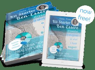 iscriviti gratuitamente a Mind-Body News e ricevi tecniche, strategie e strumenti mind-body per aiutarti a dissolvere il tuo dolore pelvico! Elena Tione Healthy Life Coach