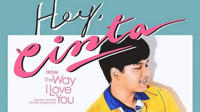 Lirik Lagu Hey Cinta - Arsy Widianto