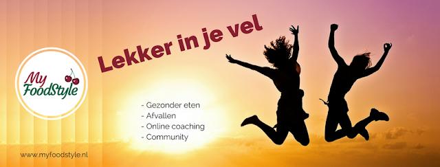 lekker in je vel - online coaching programma