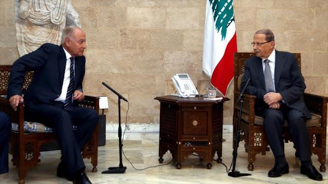 Presidente libanés asegura que su país frustrará planes de Israel