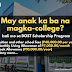 Going to College? DOST Scholarship Application for 2021 is now OPEN!