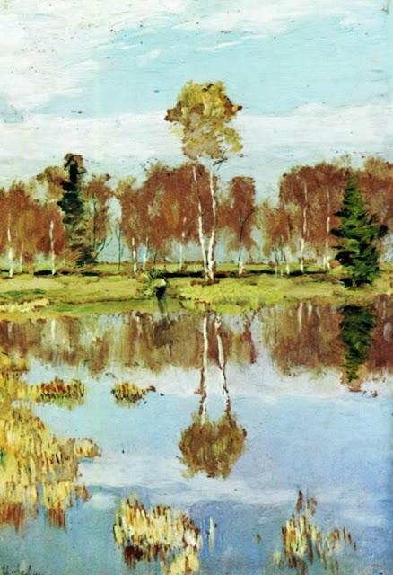 Исаак Ильич Левитан - Осень. 1895