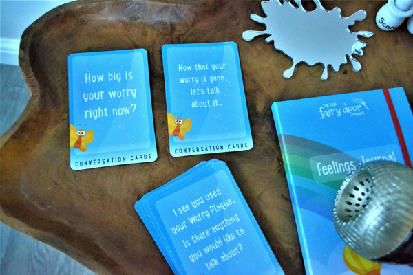 worry table conversation cards