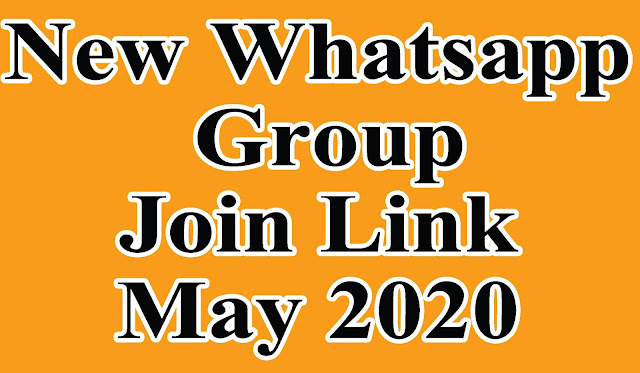 New Whatsapp Group Join Link