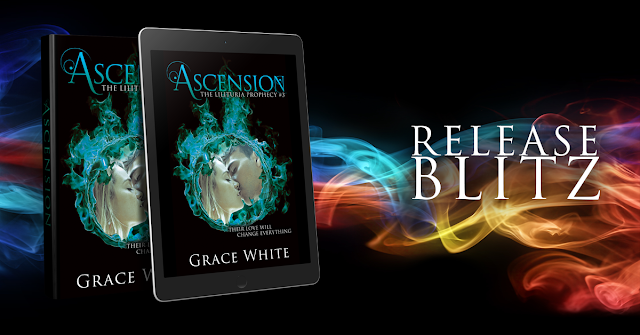[New Release] ASCENSION by Grace White #FullSeriesReview #UBReview