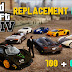 GTA 4 - All New 2021 Best Car Replace Pack | 100 + Cars GTA IV Mod