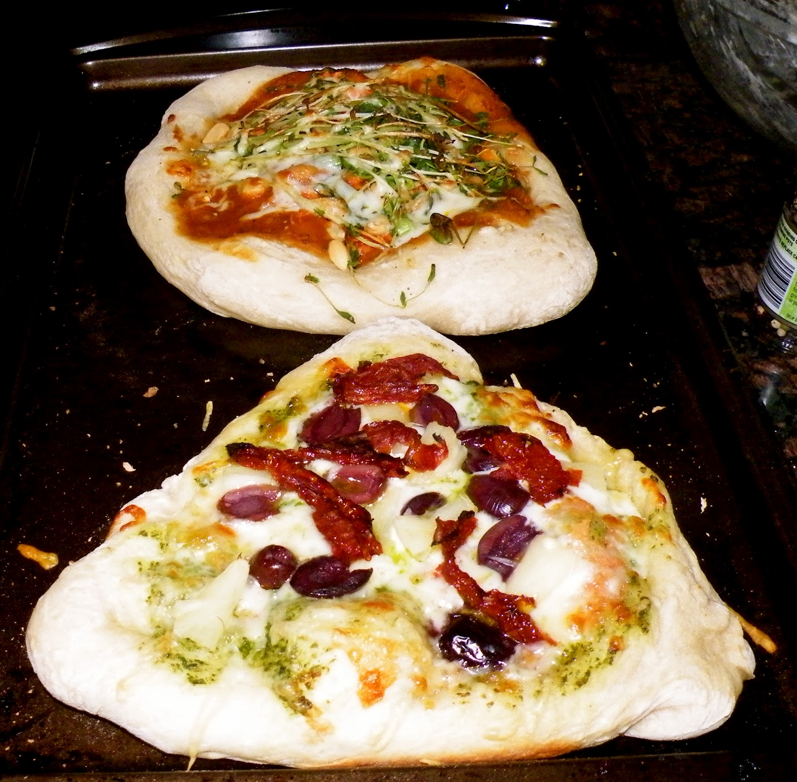 Kitchen Dance Party: Pizza Dough, Wine And Body Paint