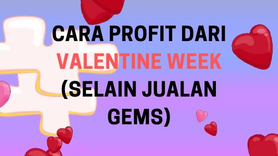 3+ Cara Terbaik Profit di Event Valentine Growtopia