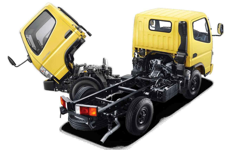 Truck Fuso Baru