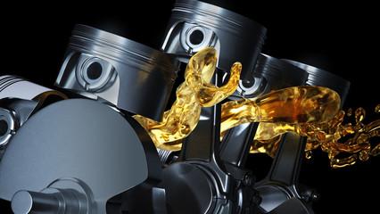 Engine Lubrication System