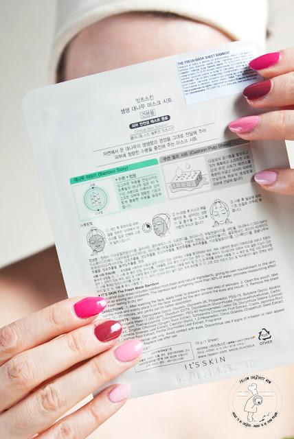 koreańska pielęgnacja maseczka na bawełnianym płacie jaką maseczkę wybrać?