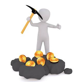 Penambangan Mata Uang Cryptocurrency