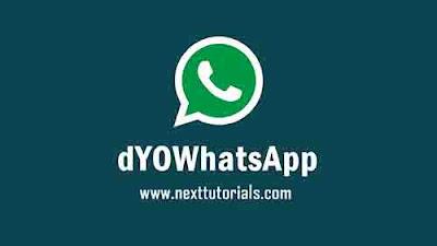 dYOWhatsApp v58 Apk Latest Version 2021 Anti Banned,Install Aplikasi dYOWA iOS unclone Terbaru 2021,tema dyowa keren,download wa mod anti blokir,