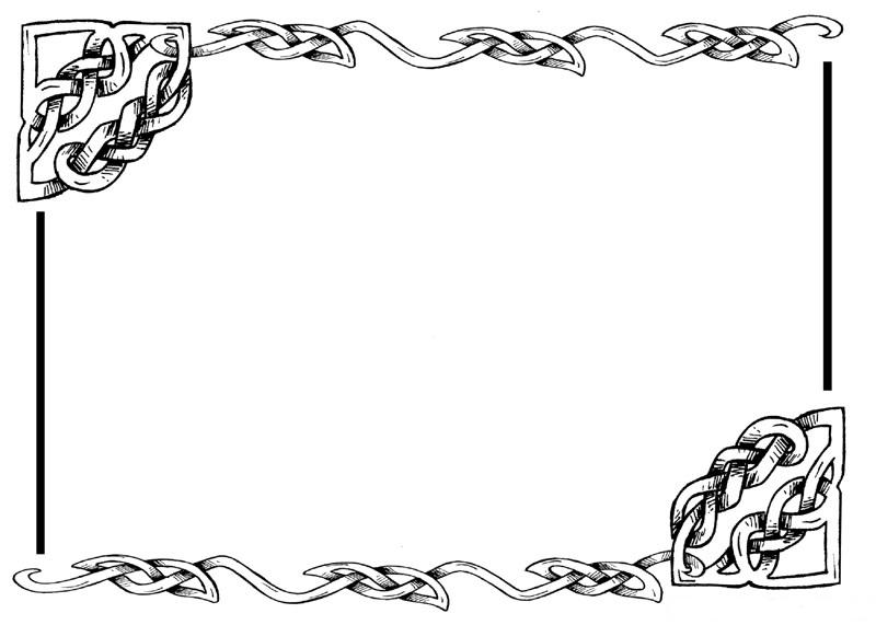 free clip art celtic borders - photo #13