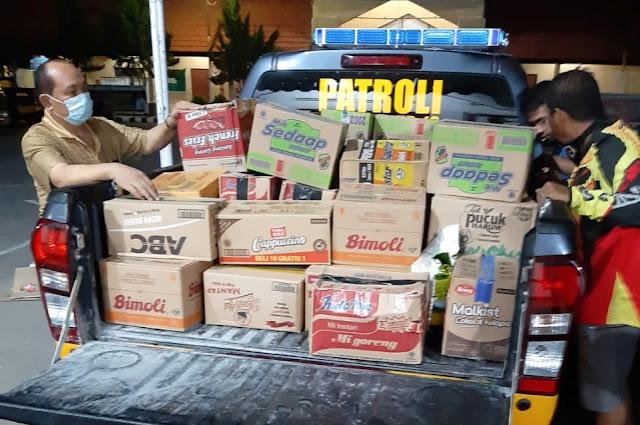 Bantuan bagi korban kebakaran di Sumbawa Barat mulai disalurkan