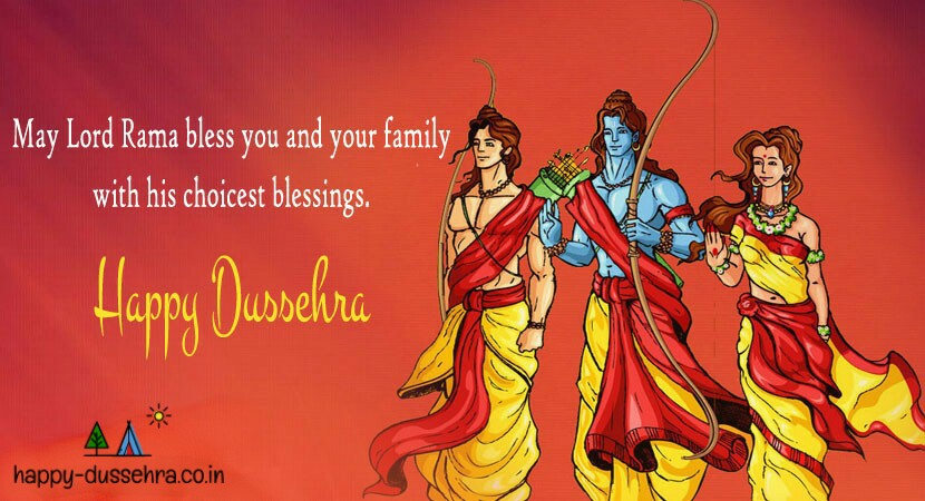 Happy Dussehra/ Vijayadashami Advance Wishes 2019 Messages, Wishes