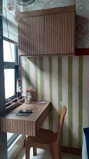 View dari dalam kamar