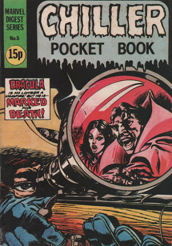 Chiller pocket book #5, Dracula