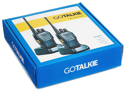 Walkie Talkies - Two-Way Radios
