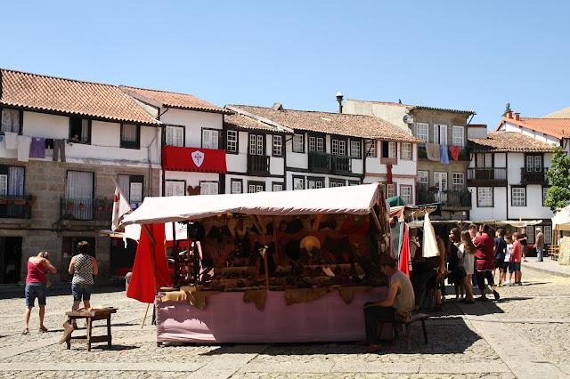 Roteiro para a Feira Afonsina, em Guimarães | Portugal