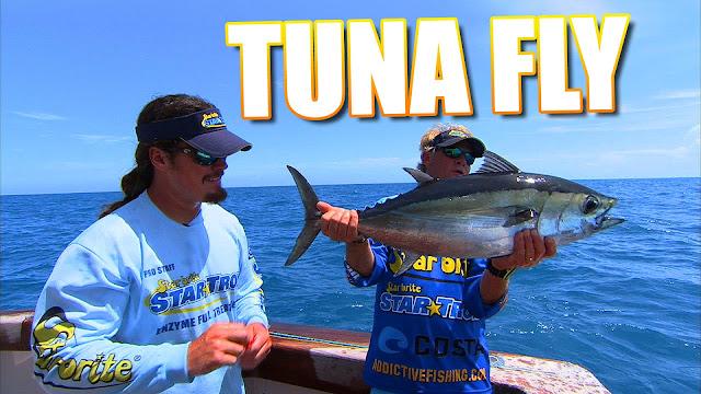 Tuna Fly with Capt Chris Trosset