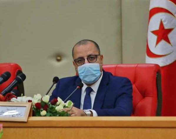 يتوقع رئيس الوزراء التونسي أن يصل غدا الاثنين إلى باريس