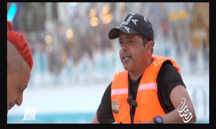 "Mohammad huneidi is the ninth victim of Ramez Galal tonight in ""Ramez lost his mind"""