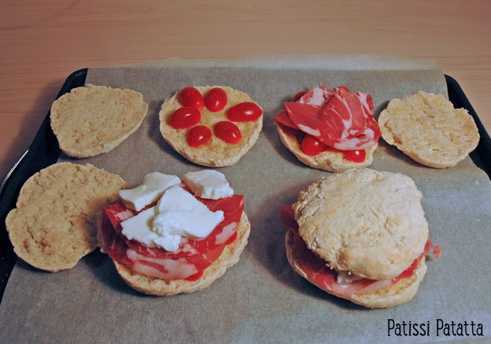 recette de panini, pain fourré, sandwiche chaud, ados affamés, sandwiche italien