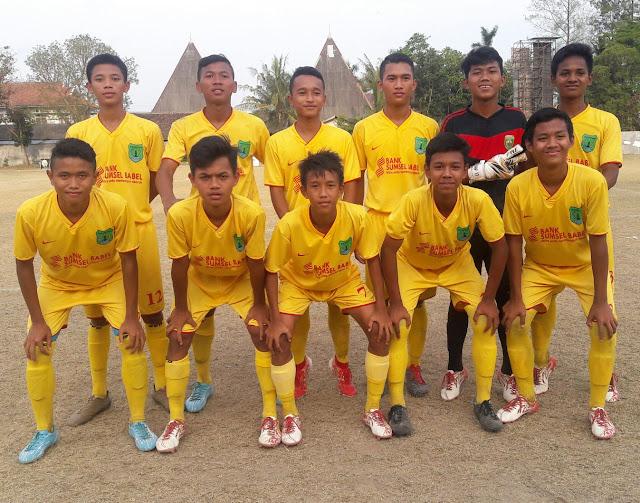 Tim Sepak Bola PPLPD Muba Tembus Final Piala Menpora 2017