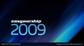Easy Worship 2009 Build 2.4 Full Download