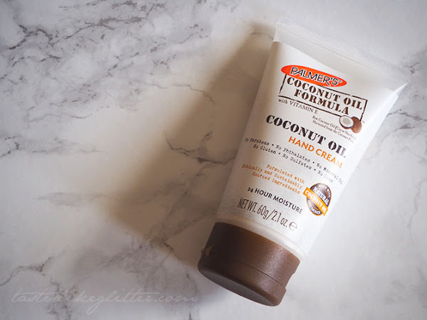 Palmer's Coconut Oil Hand Cream.