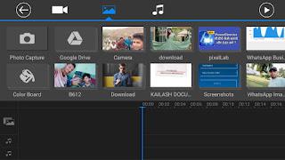 change Background in Video from PowerDirector