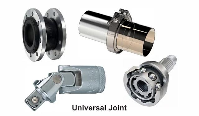 Mengenal Universal Joint dan Jenis-Jenisnya