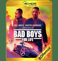 BAD BOYS PARA SIEMPRE (2020) BDREMUX 2160P HDR MKV ESPAÑOL LATINO