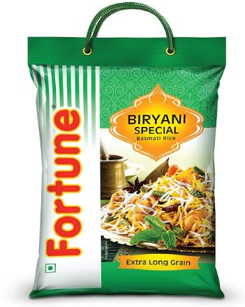 Fortune Biryani Basmati Rice in India