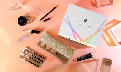 Glossybox x Zoeva Limited Editon Box September 2020