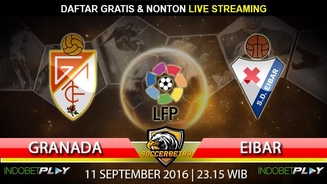 Prediksi Granada vs Eibar 11 September 2016 (Liga Spanyol)