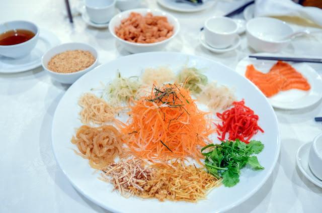 concorde hotel kuala lumpur: cny prosperity set menus