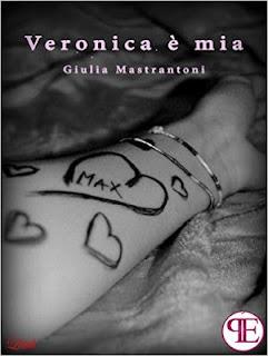 Veronica è mia - copertina del romanzo