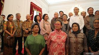 Tokoh Nasional Kumpul Dukung Jokowi Terbitkan Perppu KPk